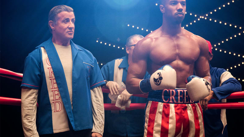 CREED II Experience is at ComplexCon!