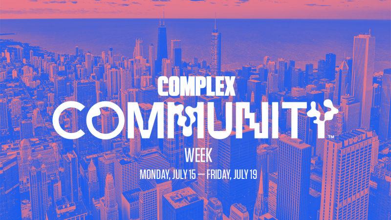 Mark your calendar | Complex Community Event schedule coming soon!