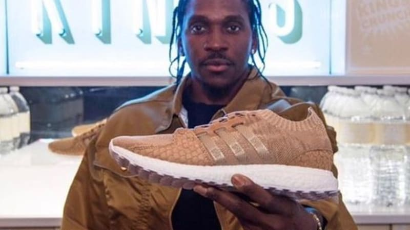 Remember that time Pusha T rolled up at ComplexCon?