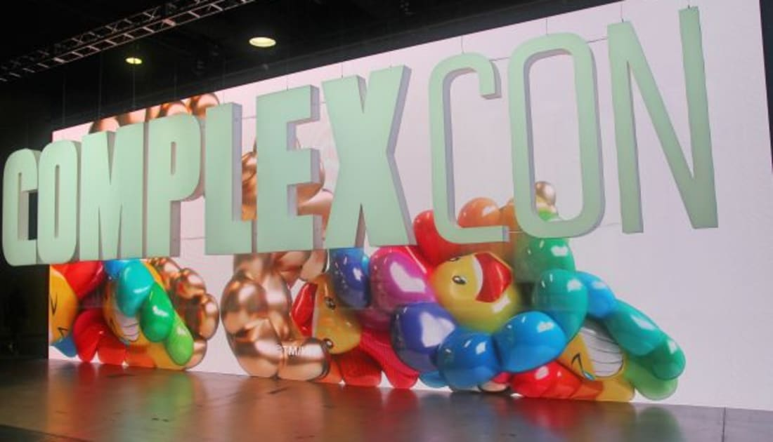 Sportswear International | Get Youth-Anized at ComplexCon