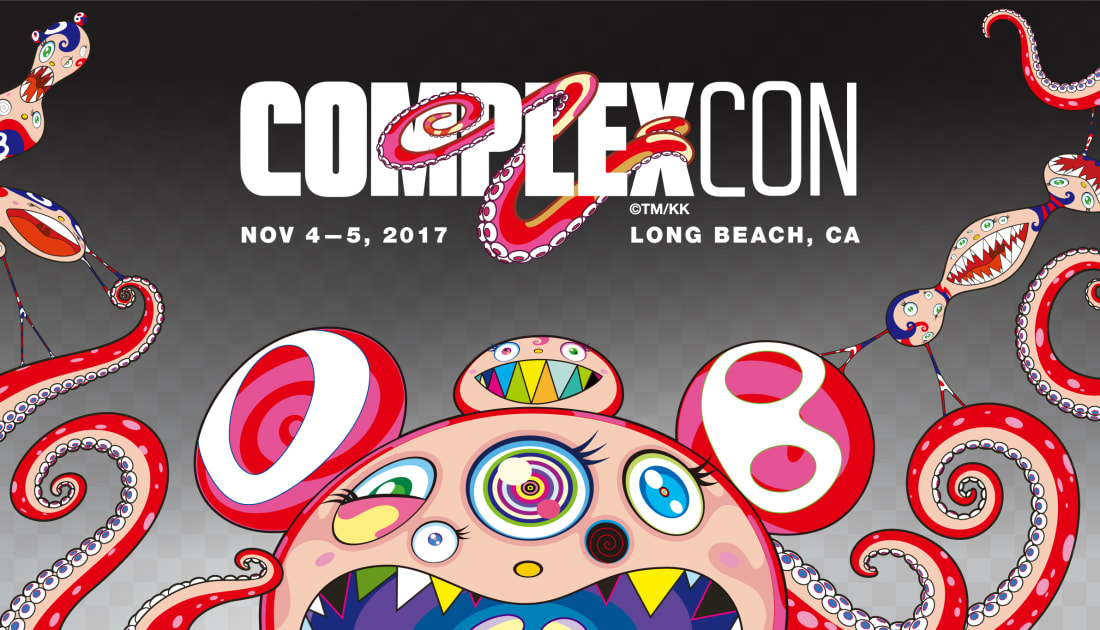 ComplexCon's Marketplace announcement | Puma, Colette, Fear of God and many more.