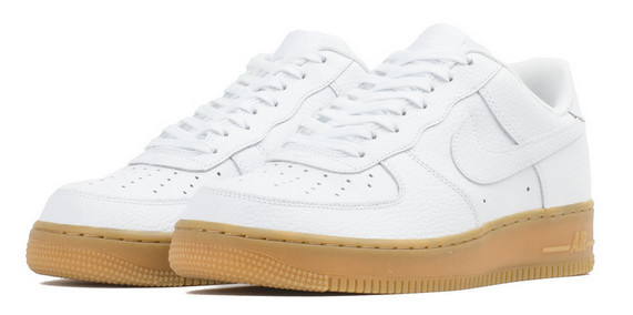 The SoleComplex Nike White Low Air Gum Force 1 Got All A 80PwOkn