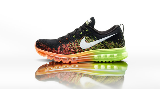 Flyknit Air And Unveils Max 2014Complex Nike The m0wnNv8