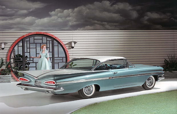 1959 - The Complete History of the Chevrolet Impala   Complex
