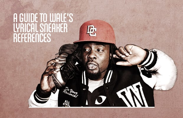 To References Guide Sneaker Complex Wale's Lyrical A Sq54PwUPX