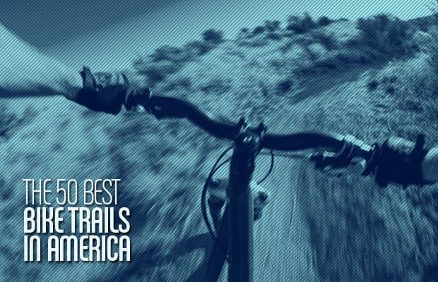The 50 Best Bike Trails in America Complex