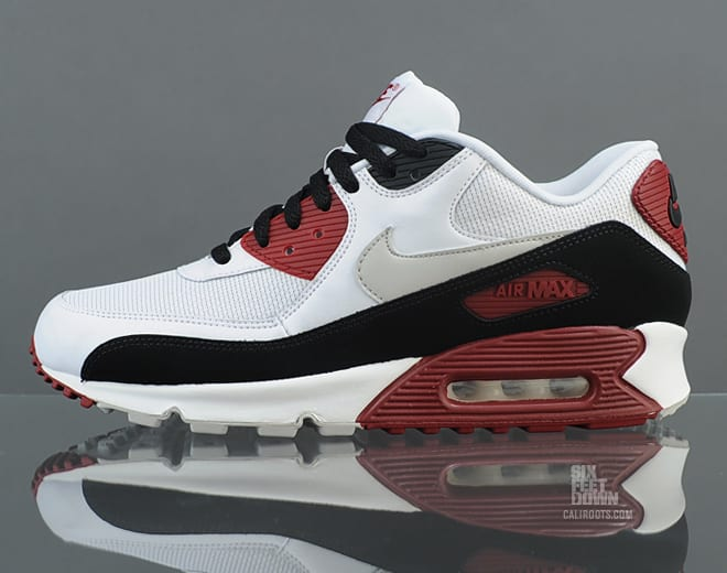 c78785ebe12 ... discount code for 90 guide holiday nike gift whiteteam 25 essential air  max red 8yrqae 01b54