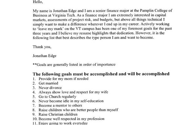 10 Funny Cover Letters We Found On The Internet Complex
