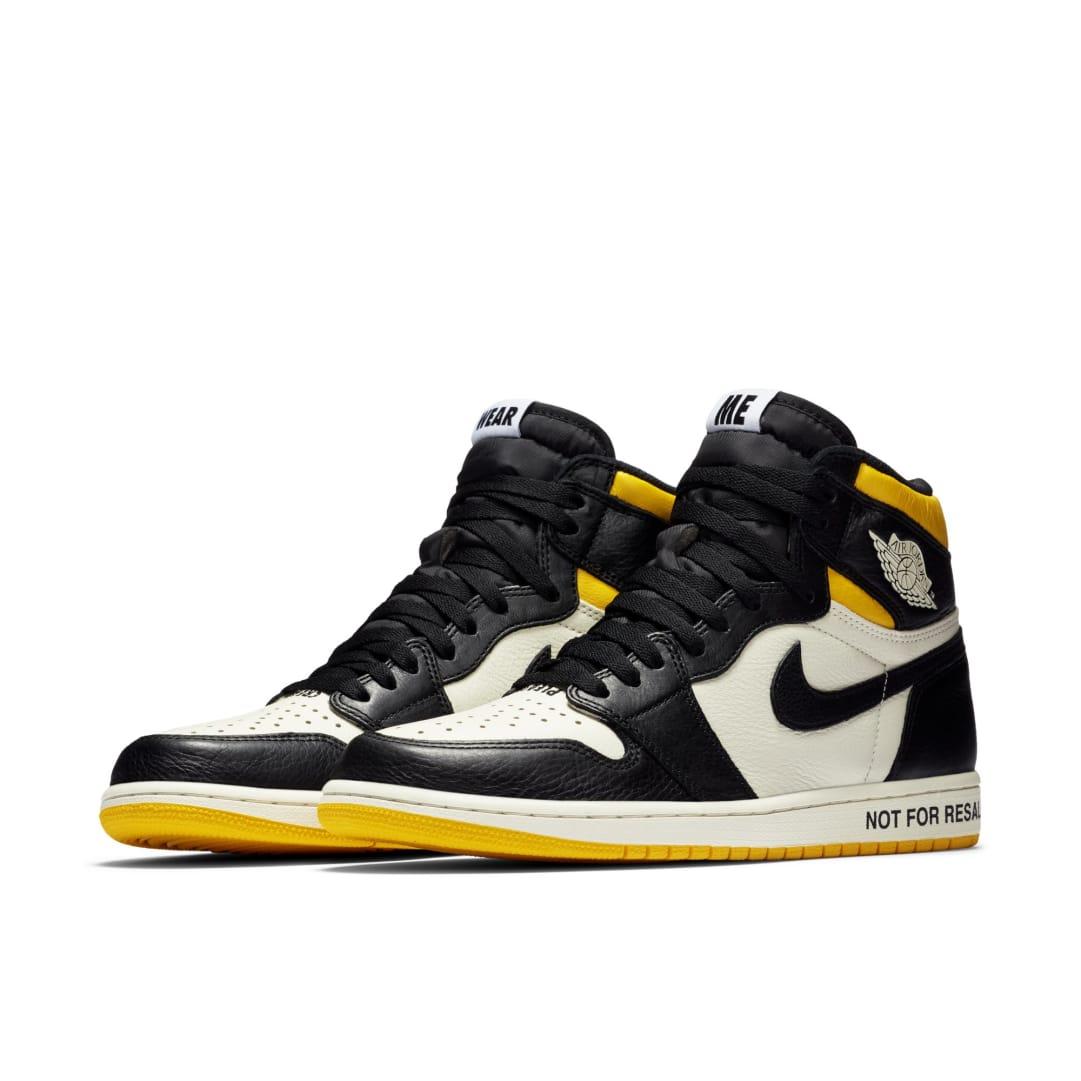 4f7b9b2377c Air Jordan 1 High OG  No L s  861428-107 Release Date