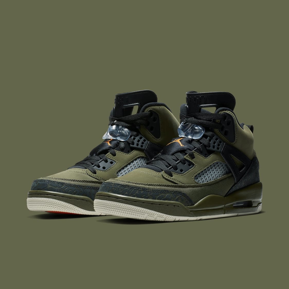Jordan Spizike Undefeated Olive Green Release Date 315371-300  18929497e