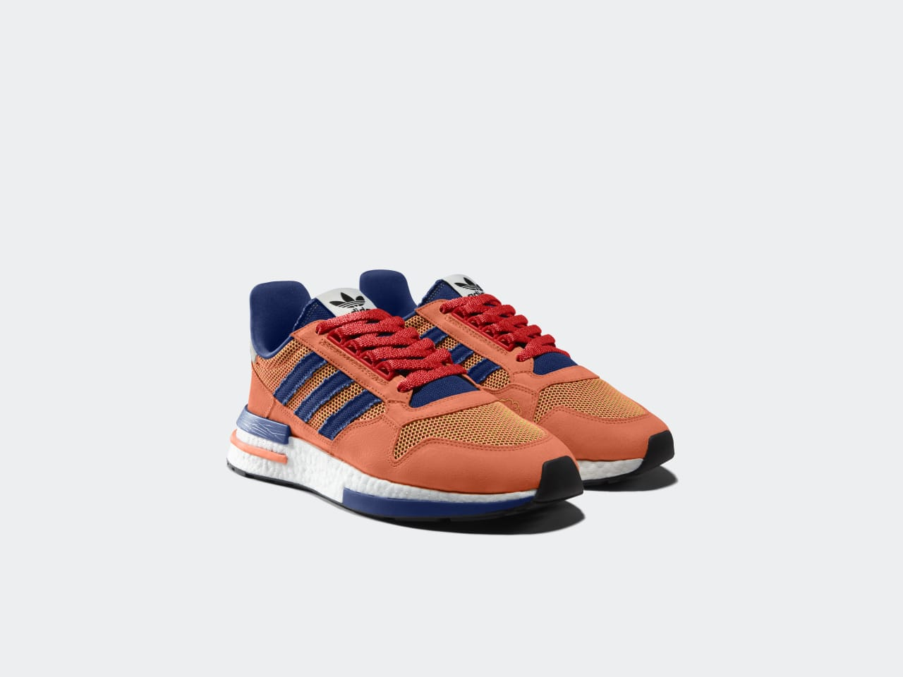 size 40 d8250 0360d Dragon Ball Z x Adidas Goku Frieza Collection Release Date D97046 D97048   Sole Collector
