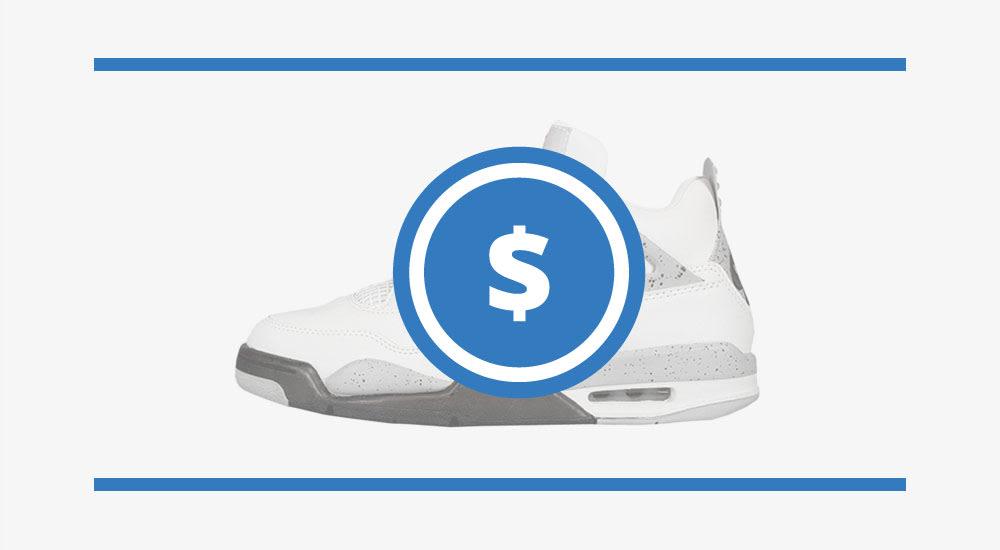 290ced33be6 The Air Jordan 4 Price Guide
