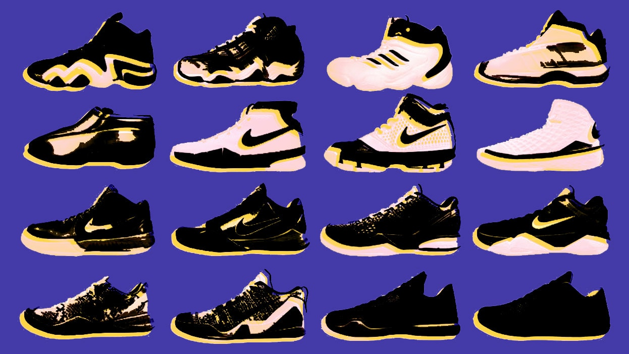 876ed743aa4 Ranking Every Kobe Signature Sneaker