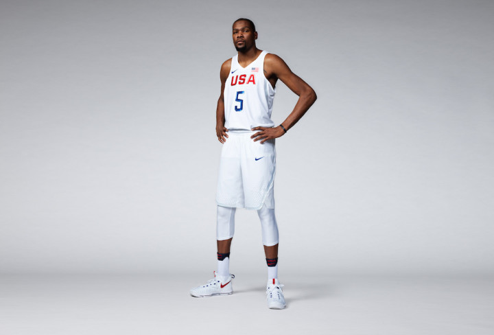 dcb4c1ee The Sneakers the U.S. Men's Basketball Team Should Wear in Rio ...