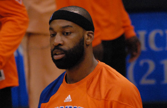 4dc30baa426 Baron Davis Torched Adam Levine for 60 Points in a High School Game ...