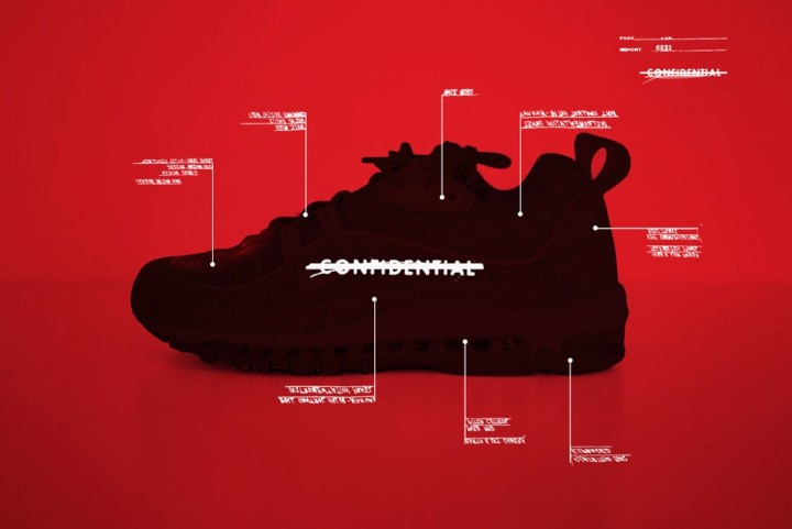 7e5668f5d5 8 Things Supreme Fans Don't Know About the Nike Air Max 98