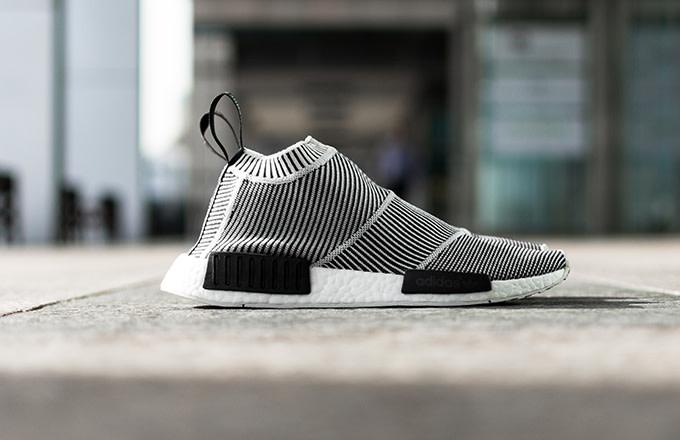 pretty nice 22805 ae919 Get a Closer Look at the New Adidas Originals City Sock Nmd ...