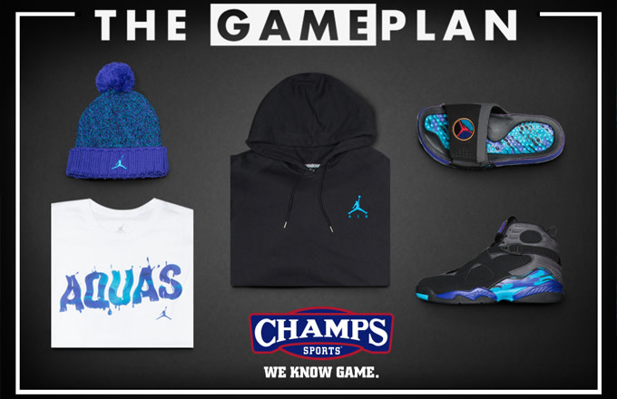 """77cb457f601 There are a handful of reasons why the """"Aqua"""" colorway of the Air Jordan  VIII is one of the most hyped basketball sneakers ever released, but in the  end it ..."""