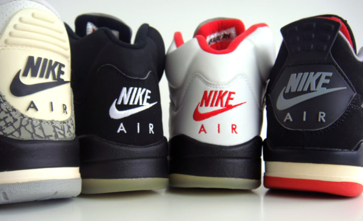 nike jordan collection