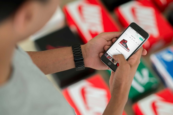 Buy Sneakers Safely with the GOAT iOS App | Complex