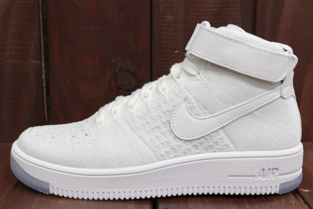 the best attitude ae2a8 ba1cb Nike Air Force 1 Flyknit High