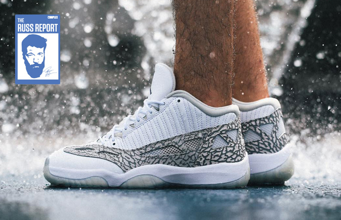32a5f26d77f81 How the Air Jordan XI IE Low Became the Most Wearable XIs | Complex