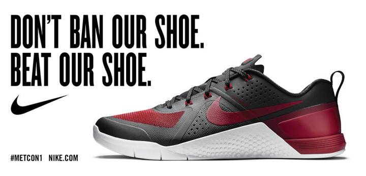 Image result for nike banned metcon