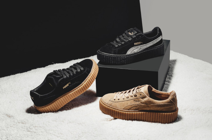 cheap for discount a461b 34300 Mr. Completely Designed Rihanna's Puma Collection   Complex