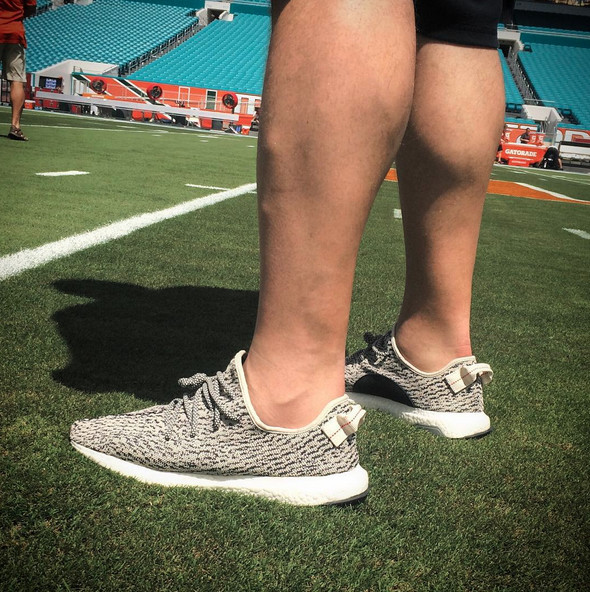 check out 98550 5e47b adidas Ultra Yeezy Boost 350 Custom | Complex