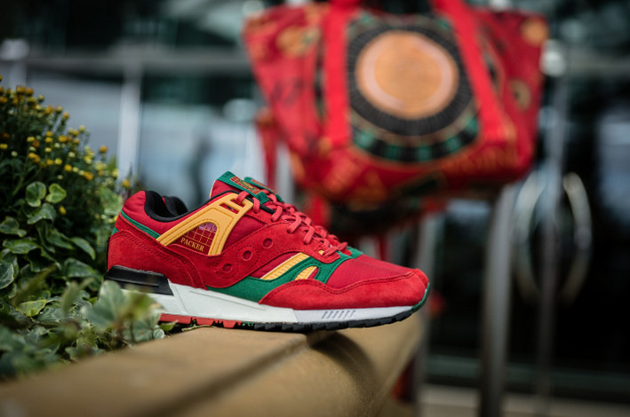 Sneaker of the Week: Just Blaze x Packer Shoes x Saucony