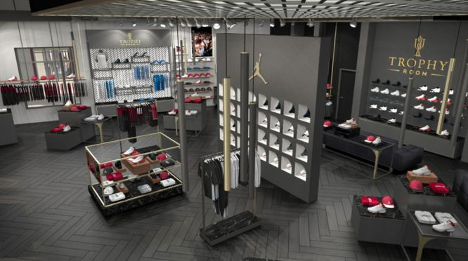 the best attitude 842db ae632 Michael Jordan's Son Is Opening a Sneaker Store at Disney ...