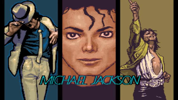 A History of Michael Jackson in Videogames | Complex