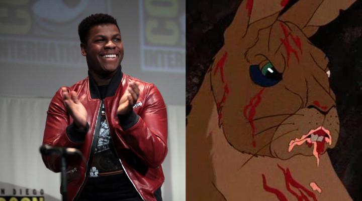 John Boyega to Voice a Badass Animated Rabbit in a Netflix Remake of