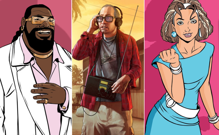 The 11 Greatest 'Grand Theft Auto' Radio Stations | Complex