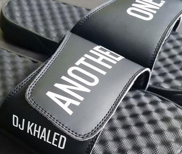 "DJ Khaled's ""ANOTHER ONE"" Flip Flops"