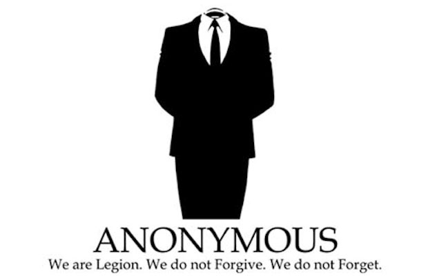 Hacker Group 'Anonymous' Shuts Down Playstation Website And