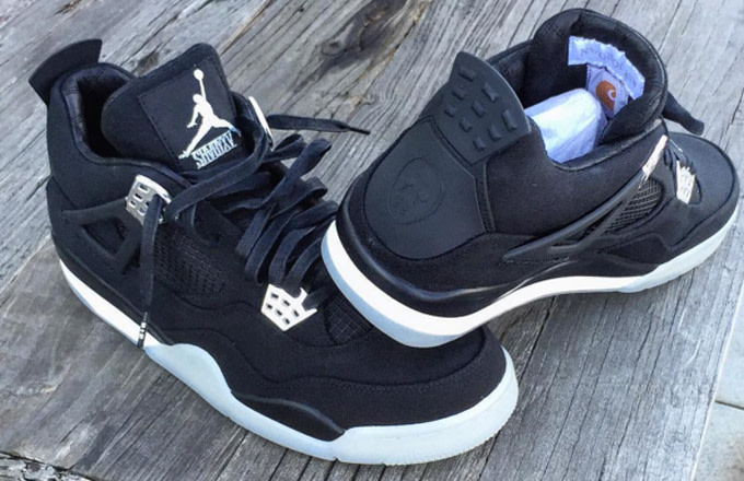 3d0610a407c Action Bronson Just Got Laced With a Pair of the Eminem x Carhartt x Air  Jordan IV