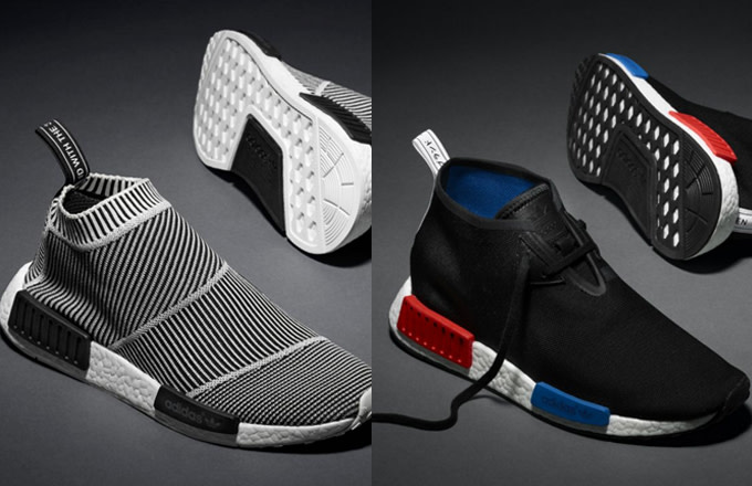 The adidas NMD Chukka and NMD City Sock Will Finally Release