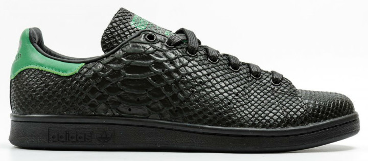fashion styles shopping online retailer Black Snake adidas Stan Smith | Complex