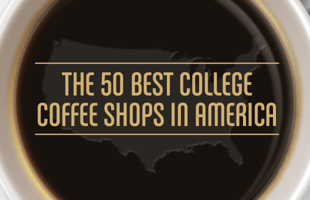 The 50 Best College Coffee Shops in America | Complex