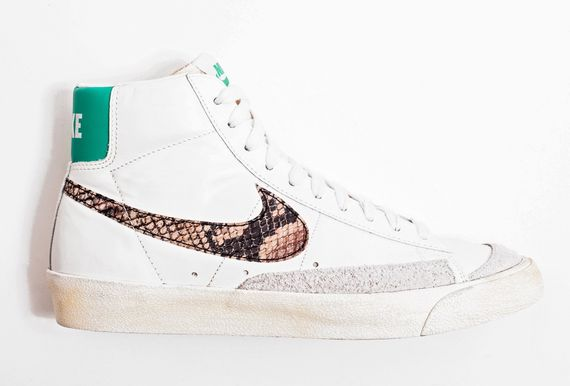 eae53f7b Next year marks the 40th anniversary of the Swoosh's heralded Blazer  silhouette, so we can of course expect an array of special edition drops to  hit ...