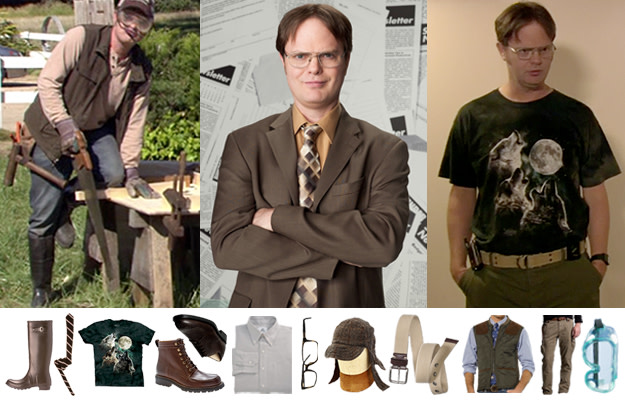How To Dress Like Dwight Schrute from The Office | Complex