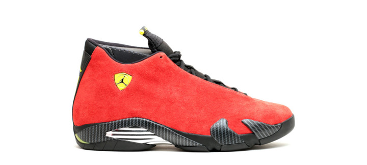 4b3a1928e72 Top 10 Best Air Jordan XIV Colorways Ever | Complex