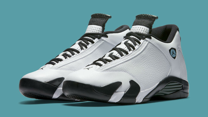 Air Jordan XIV 14 Oxidized Green 487471-106 (1)