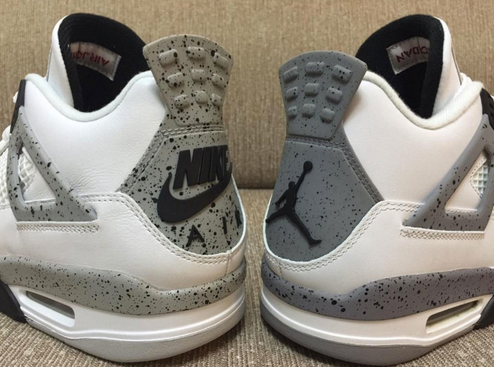 sports shoes c189d 575a3 Here's How the 2016 Jordan IVs with