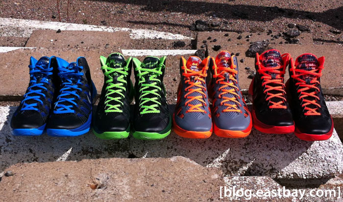 separation shoes d5c64 3a536 This week, Nike Basketball has dropped off four new colorways of its next-generation  Hyperdunk model, the Hyperdunk 2013. The collection is captivated by ...