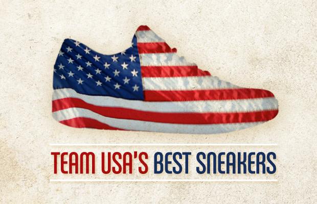 newest ca98b 966e7 Team USA s Best Sneakers   Complex