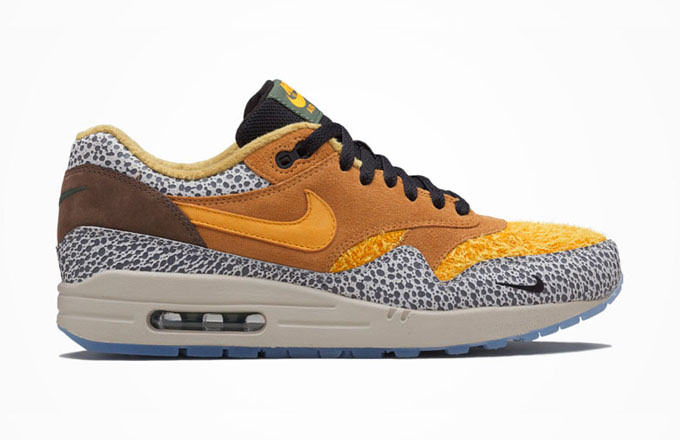 2a1508aeff5 Images via Nike. It's been 14 long years since the atmos x Nike Air Max 1