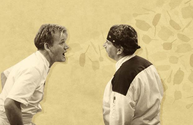 Gordon Ramsay's 10 Best Rants | Complex