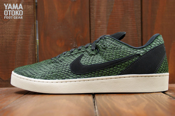 online retailer dc5fb 2141f With the initial Nike Kobe 8 NSW Lifestyle having released this weekend, we  now see the second colorway of the casual option. This time around, the  low-top ...